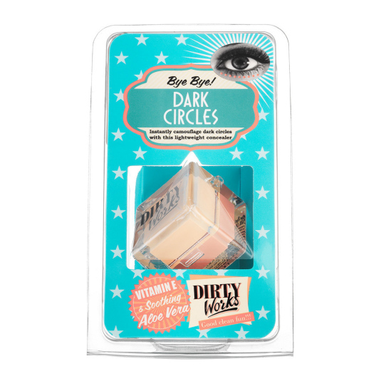 DIRTY WORKS CORRECTOR CONTORNO DE OJOS