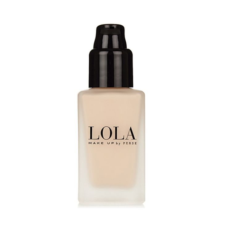 lola maquillaje fluido foundation long lasting matte