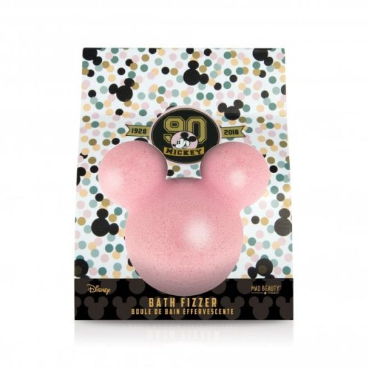 mad beauty mickey bomba de baño 90 aniversario