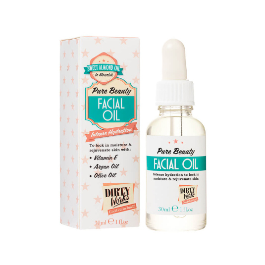 DIRTY WORKS PURE BEAUTY ACEITE FACIAL 30ML