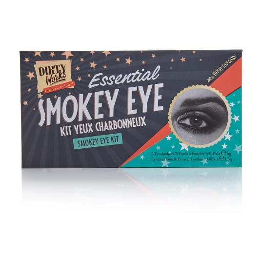 DIRTY WORKS SMOKEY PALETA DE SOMBRA DE OJOS