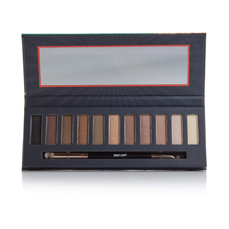 DIRTY WORKS BACK TO BASICS PALETA DE SOMBRA DE OJOS NUDE