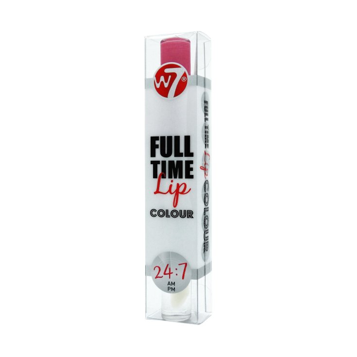 W7 FULL TIME LIP LABIAL LÍQUIDO Y GLOSS DUO