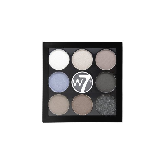 W7 NAUGHTY NINE HARD DAY'S NIGHT PALETA DE SOMBRA DE OJOS