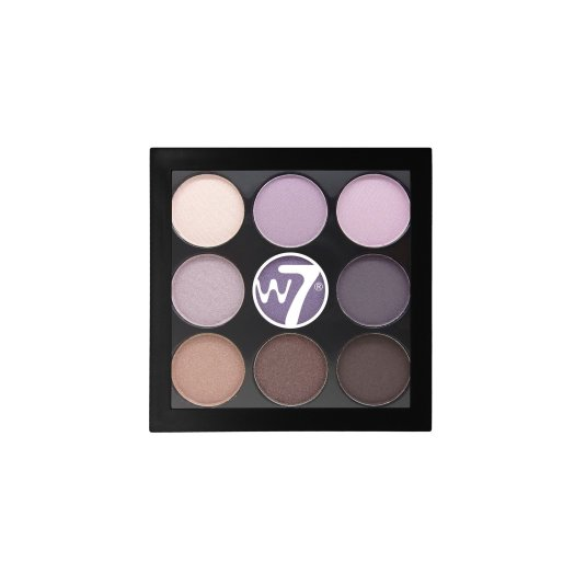 W7 NAUGHTY NINE BANGKOK NIGHTS PALETA DE SOMBRA DE OJOS