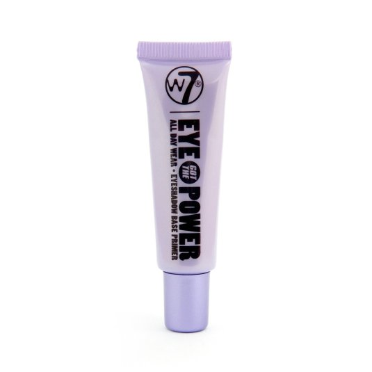 w7 eye power eyeshadow base primer natural prebase para sombras de ojos
