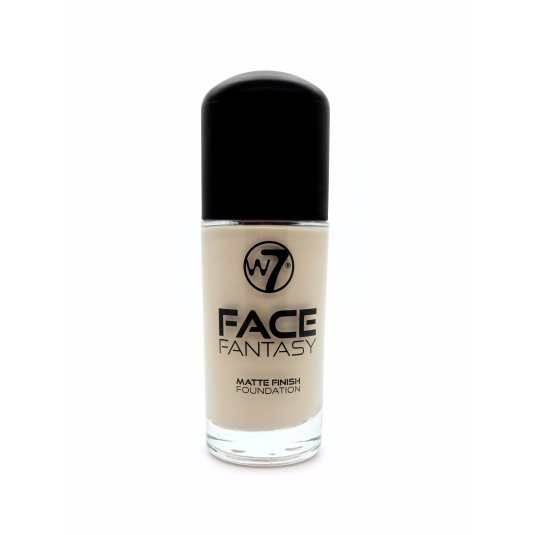 W7 FACE FANTASY BASE DE MAQUILLAJE MATE