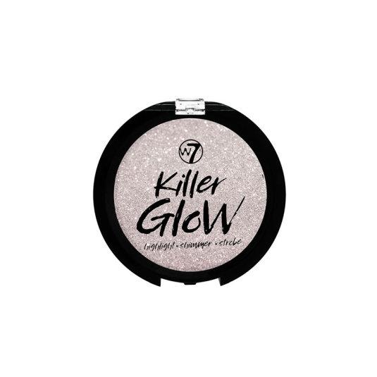 w7 killer glow iluminador en polvo