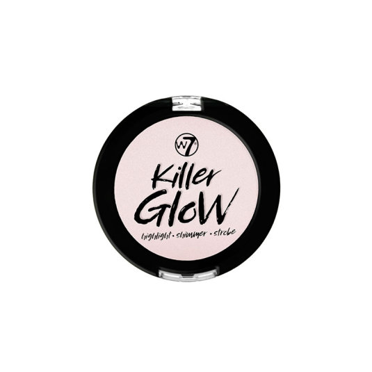 w7 killer glow - slayin' it iluminador en polvo