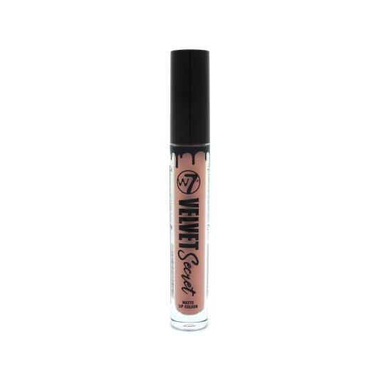 W7 VELVET SECRET NUDE LABIAL LÍQUIDO MATE