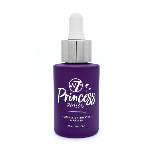 w7 princess princess potion booster&prebase en gotas