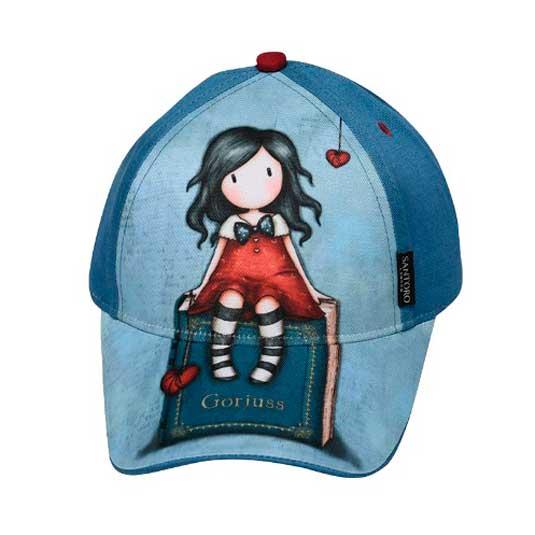 gorra azul gorjuss my story talla 54-56