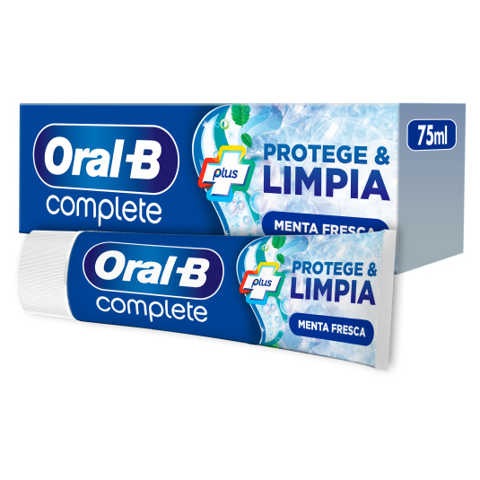 oral b complete 75ml