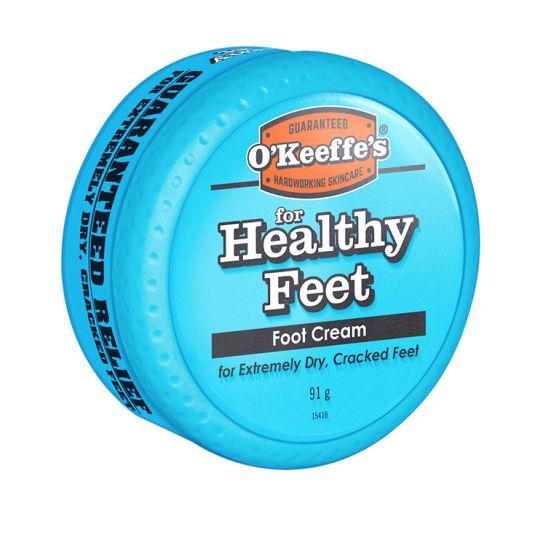 okeeffes healthy feet crema para pies 91g