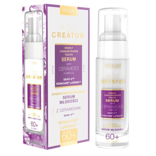 vollare age creator +60 serum ceramidas reafirmante pieles maduras