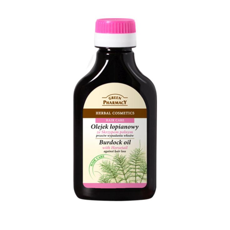 green pharmacy bardana aceite anticaida 100ml