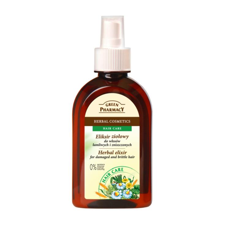 green pharmacy elixir herbal para el cabello 250ml
