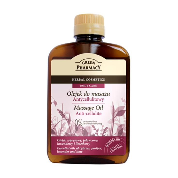 green pharmacy aceite anticelulítico 200ml