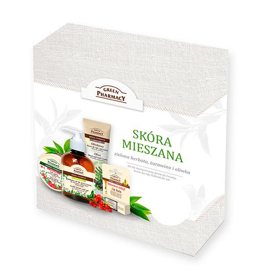 green pharmacy pack piel mixta