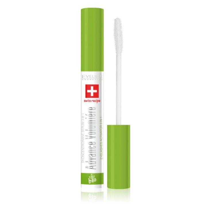 eveline cosmetics advance volumiere serum activador de pestañas 3 en 1