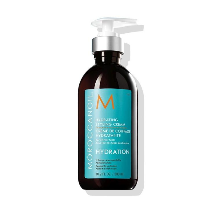 moroccanoil crema capilar hidratante para peinar 300ml