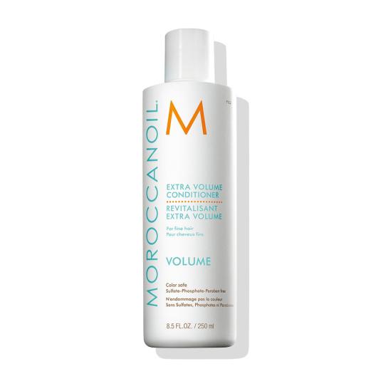 moroccanoil acondicionador extra-volumen cabellos finos 250ml