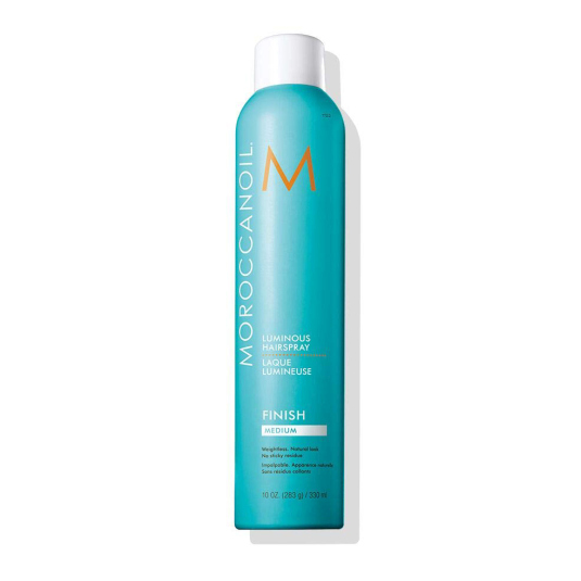 moroccanoil finish luminous laca fijacion media 330ml