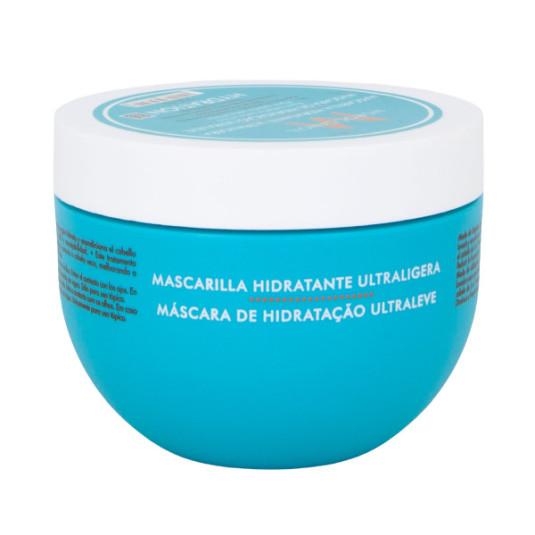 moroccanoil mascarilla hidratante ultra ligera cabello fino y seco 250ml
