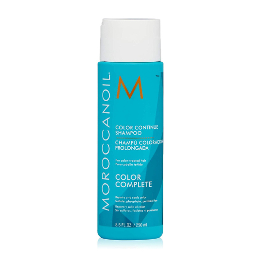 moroccanoil champú coloración prolongada 250ml