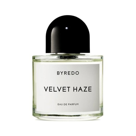 byredo velvet haze eau de parfum unisex 100ml