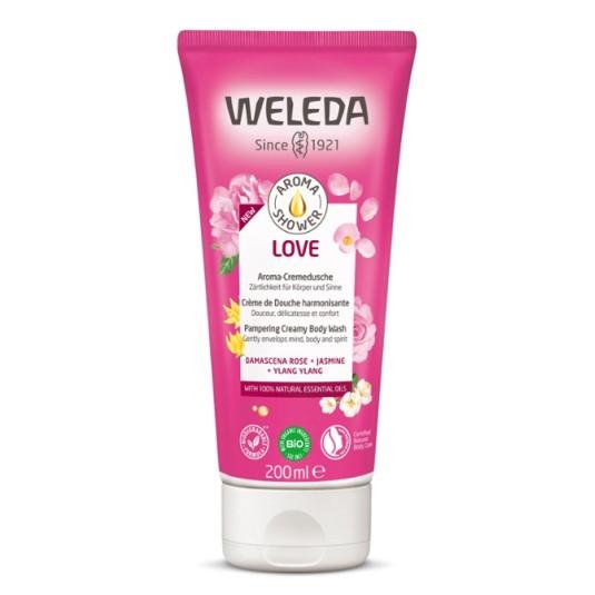 weleda aroma shower love gel de ducha 200ml