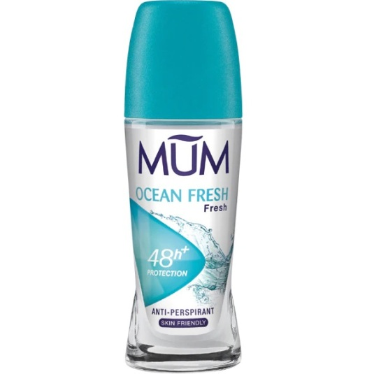 mum ocean fresh desodorante roll-on 50ml