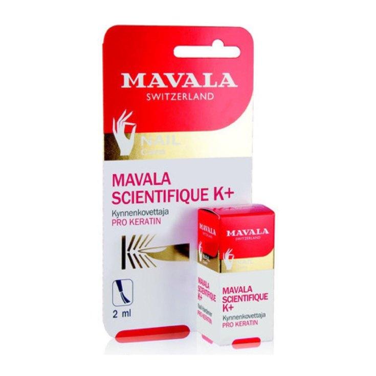 mavala scientifique k+ endurecedor uñas 2ml