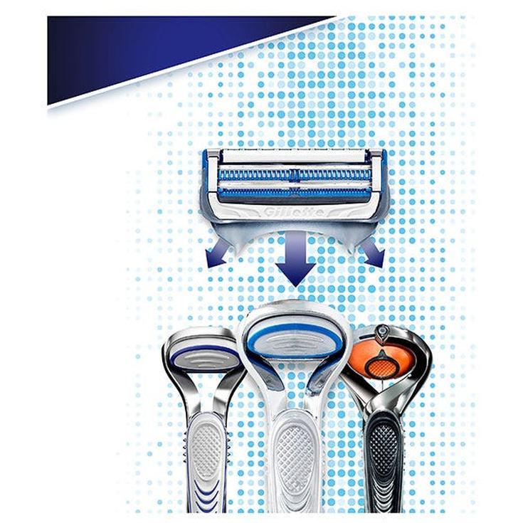 gillette skinguard maquinilla e afeitar para pieles sensibles
