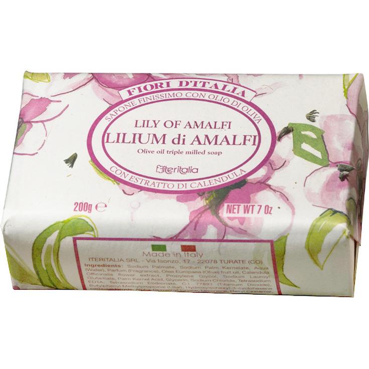 pastilla de jabon fiori ditalia lirio de amalfi 200g