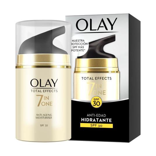olay total effects 7en1 crema de dia anti-edad hidratante spf30 50ml