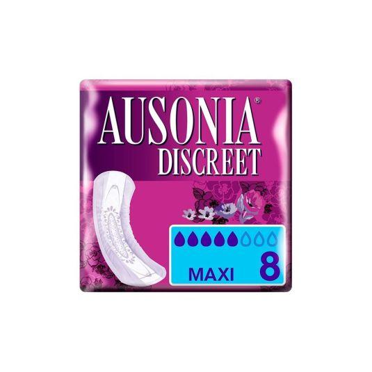 ausonia discreet maxi 8ud