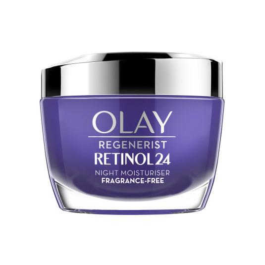 olay regenerist retinol 24 crema de noche antiedad 50ml