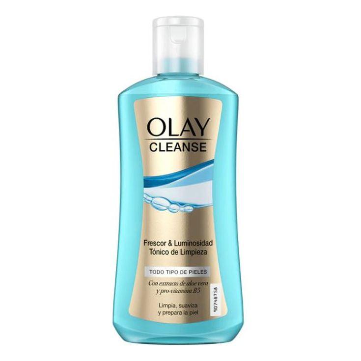 olay cleanse tonico limpiador todo tipo pieles 200ml