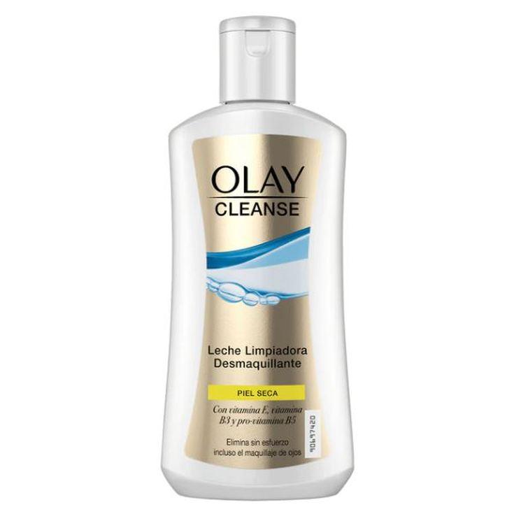 olay cleanse leche limpiadora pieles secas 200ml