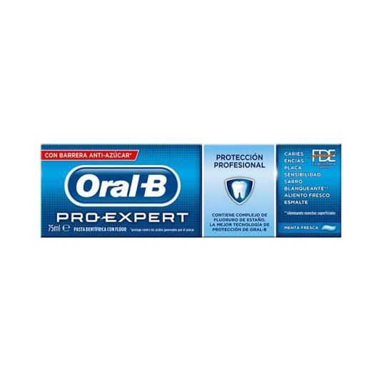 oral-b pasta dentifrica pro-expert proteccion profesional 75ml