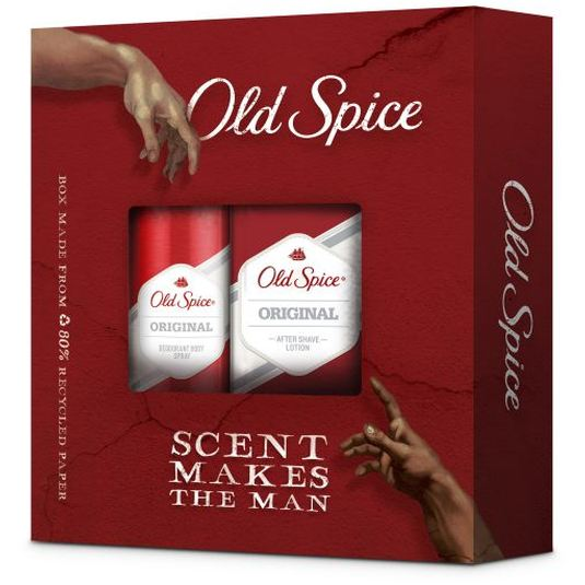 Old Spice Origianl set Desodorante + After Shave