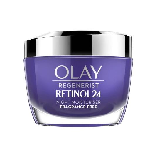 olay regenerist hidratante noche retinol 24h crema noche 50ml