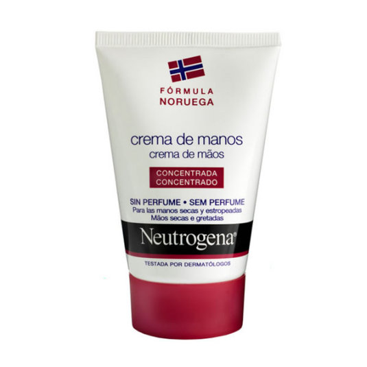 neutrogena crema concentrada de manos 50ml