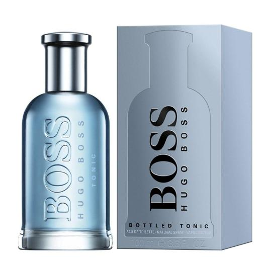 boss bottled tonic edp 100ml