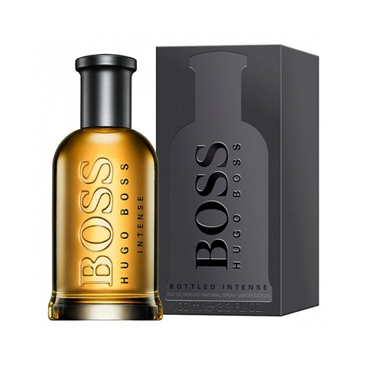 boss bottled intense edp 100ml