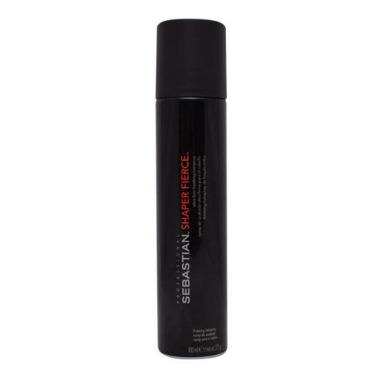 sebastian professional shaper fierce spray fijacion y moldeado 400ml