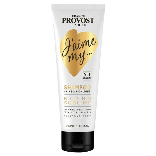 j´aime my blond sublime champu cabello rubio nutricion y proteccion 300ml