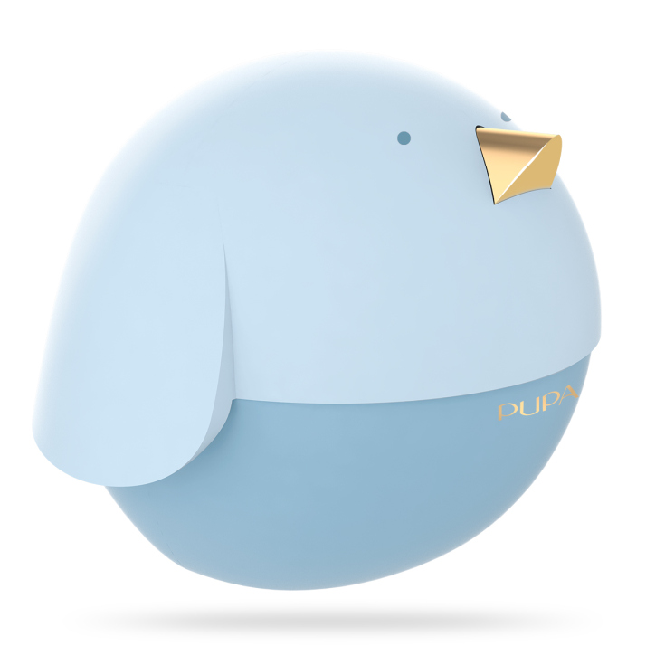 pájaro pupa bird 1 paleta de maquillaje  de labios