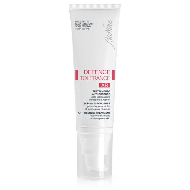 bionike defence tolerance ar tratamiento facial antirojeces 50ml